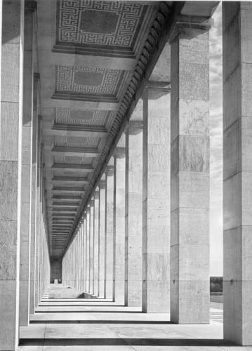 Архитектура третий рейх архитектура